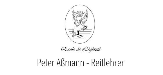 Peter Aßmann Reitlehrer