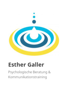 Esther Galler  Psychologische Beratung & Kommunikationstraining